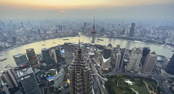 HK China stock market