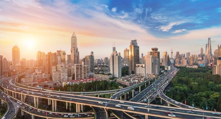 Hong Kong China stock market