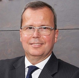 Pierre Vrielinck CEO BNP Paribas WM