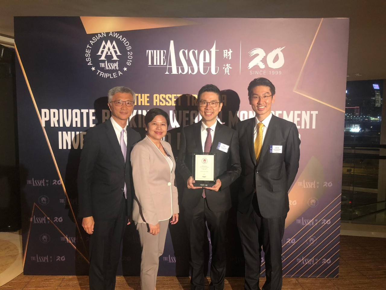Best private bank hong kong 2019