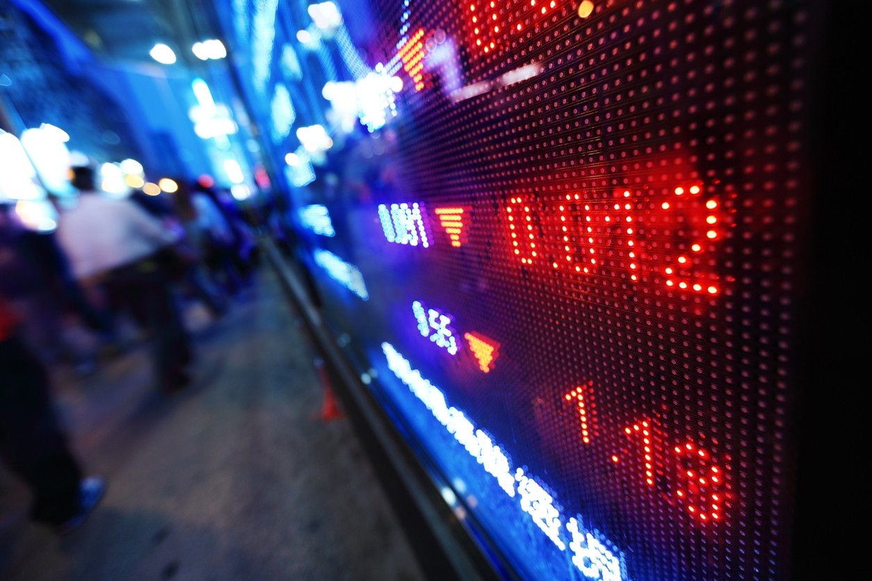 covid market turmoil