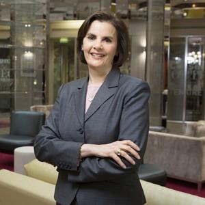 Sofia Merlo, Co-CEO of BNP Paribas Wealth Management