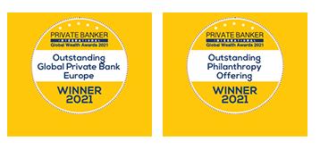 Global Private Wealth Awards 2021 I BNP Paribas Wealth Management