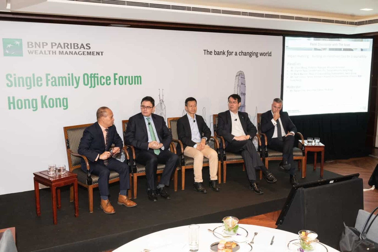 Impact Investing Roundtable