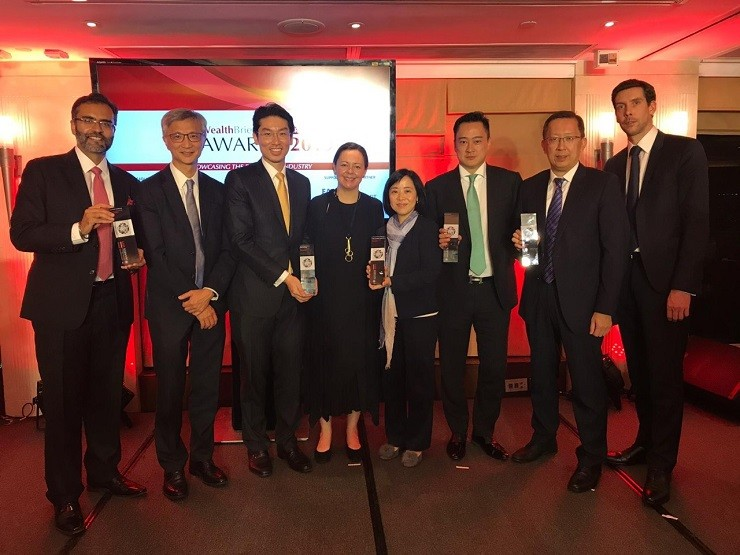 Wealth Management Asia Awards