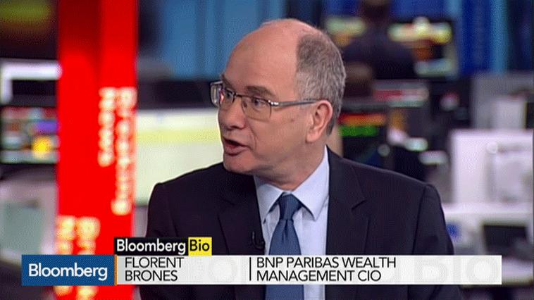 Interview de Florent Bronès sur Bloomberg Business
