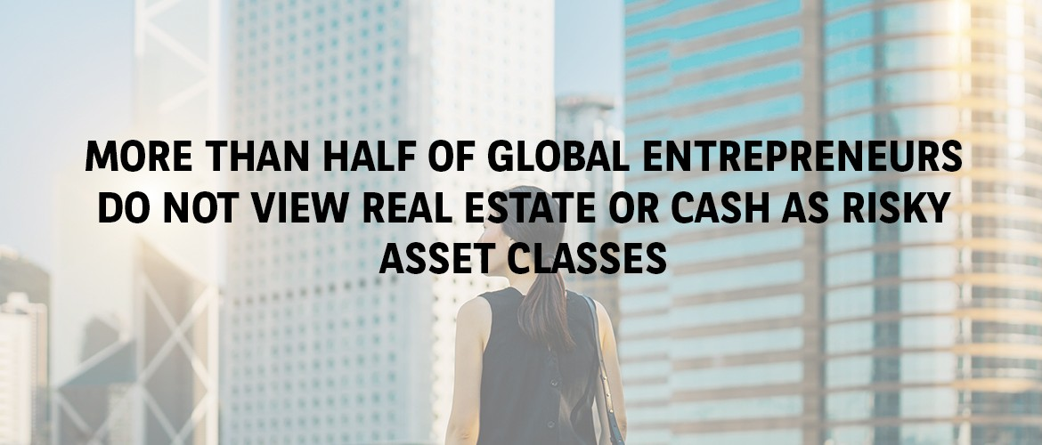 Real Estate or Cash No Risky Asset Classes