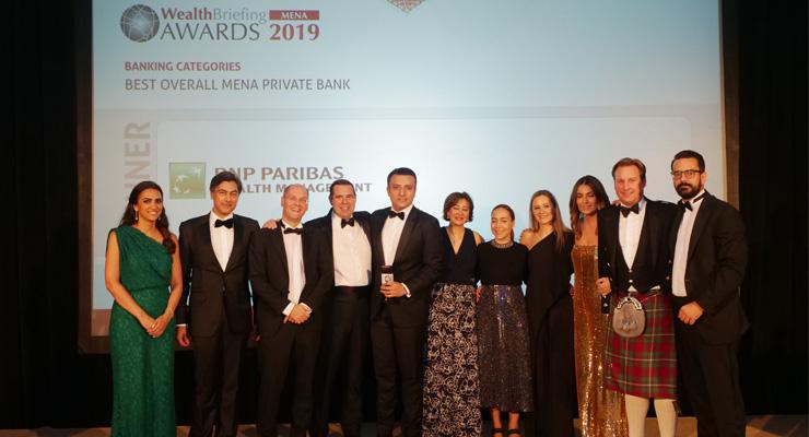WealthBriefing Mena | BNP Paribas Wealth Management
