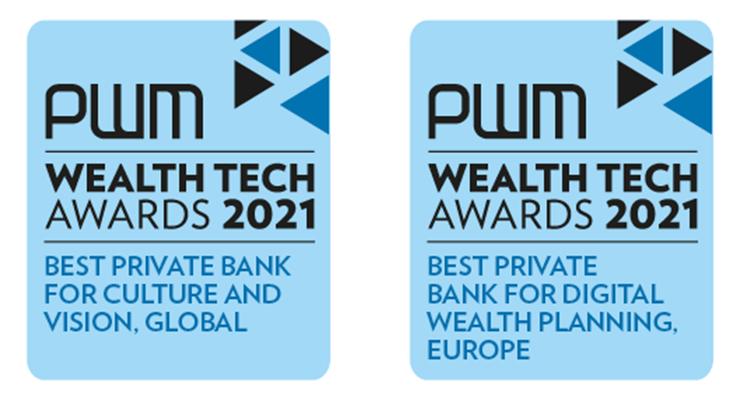 PWM Wealth Tech Awards 2021 I BNP Paribas Wealth Management