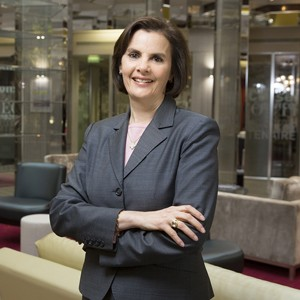 Sofia Merlo, Co-CEO of BNP Paribas Wealth Management