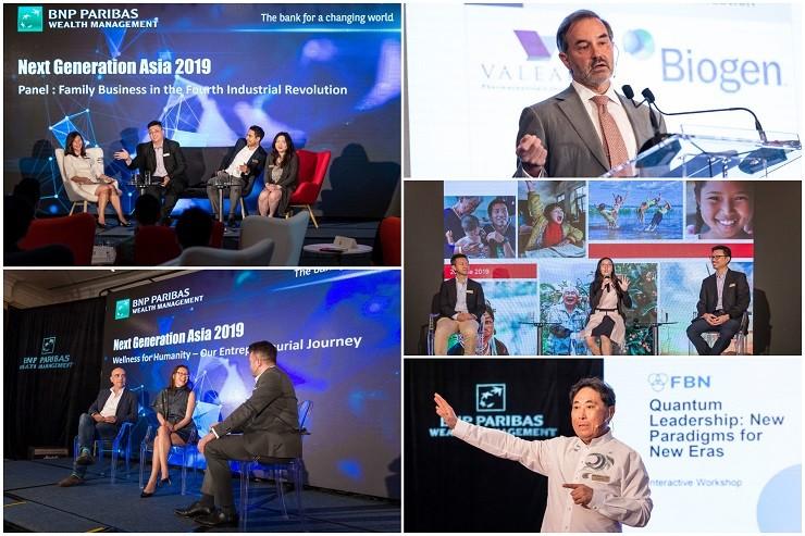 NextGen Asia 2019 speakers