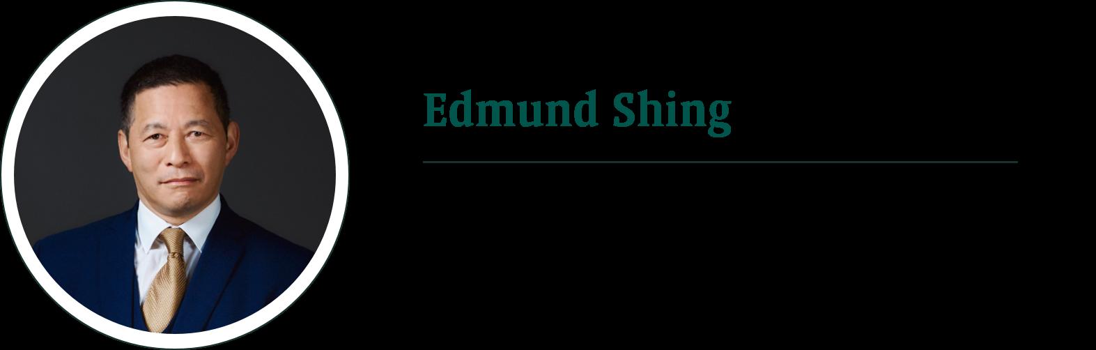 Edmund Shing