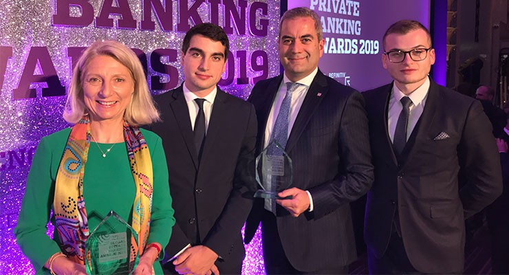 PWM Awards | BNP Paribas Wealth Management