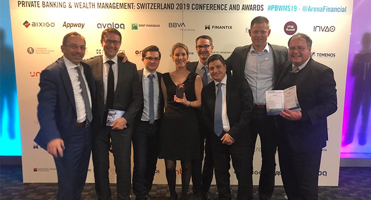 Private Banking International Awards 2019 | BNP Paribas Wealth Management