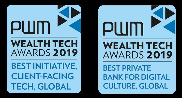PWM Wealth Tech Awards 2019
