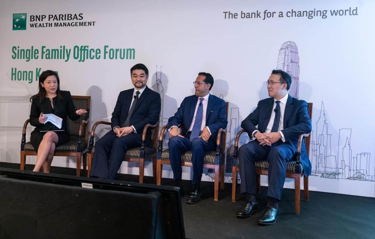 SIngle Family Office Investments panel