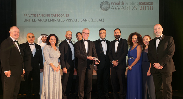 WealthBriefing GCC Region Awards 2018