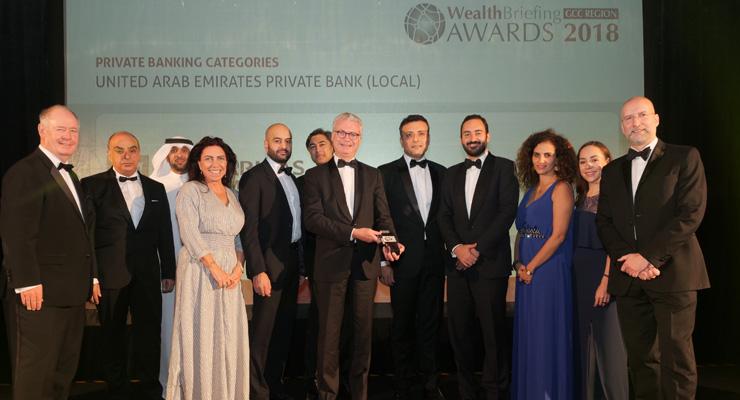 WealthBriefing GCC Region Awards 2018