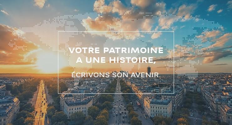 BNP Paribas Wealth Management : Votre patrimoine a une histoire. Ecrivons son avenir.