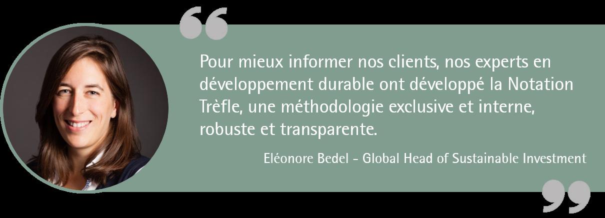 Eléonore Bedel_Citation_Notation_Trèfle