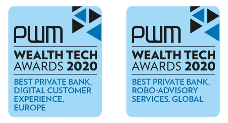 PWM Wealth Tech Awards 2020 I BNP Paribas Wealth Management