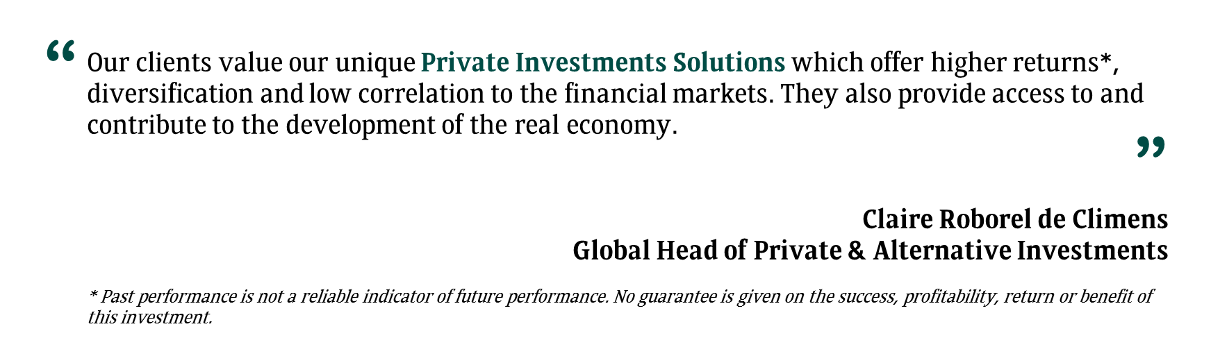 Quote Private Investments