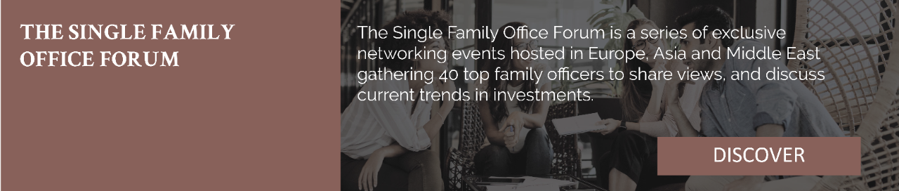 The Single Family Office Forum | BNP Paribas Wealth Management