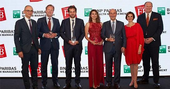 European families in business awards   BNP Paribas Wealth Management