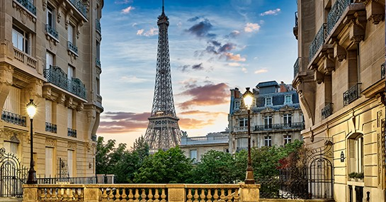 Paris | Inspiration for investments