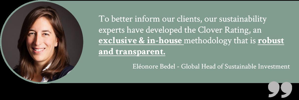 Eléonore Bedel Quote_EN_Clover_Rating